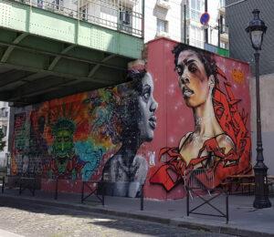 Tag à Paris