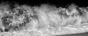 Vague - plages d'Anglet